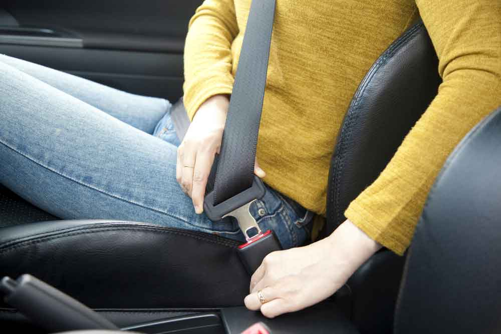 Why Wearing Your Seat Belt is Required by Law in Texas State